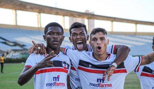 River vence clássico e termina em segundo no Piauiense Sub-20