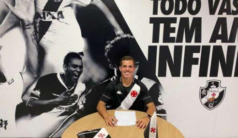 Vasco acerta a contratação de atacante para reforçar o time sub-20