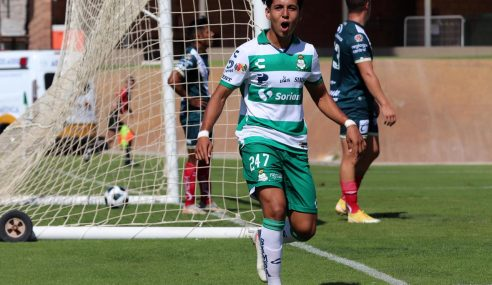 Santos Laguna assume ponta no Mexicano Sub-20