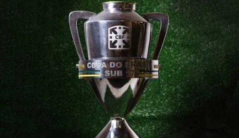 Definidos mandos das quartas de final da Copa do Brasil Sub-17