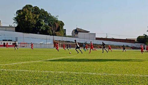 Ponte goleia e assume ponta isolada do seu grupo no Paulista Sub-17