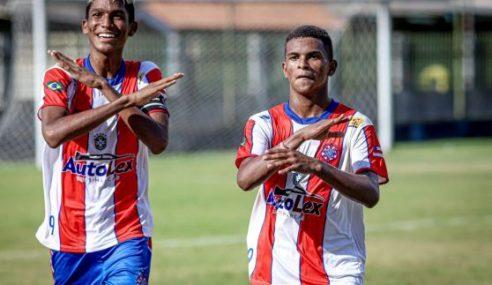 Definidos os confrontos das quartas de final do Amazonense Sub-17