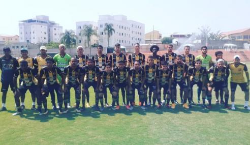 Mineiro Sub-20: Serranense aproveita expulsão, empata e elimina Coimbra nos pênaltis