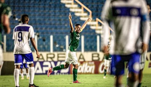 Palmeiras volta a golear Confiança e vai às quartas da Copa do Brasil Sub-17