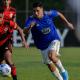 Cruzeiro e Flamengo não saem do zero na ida das quartas da Copa do Brasil Sub-17