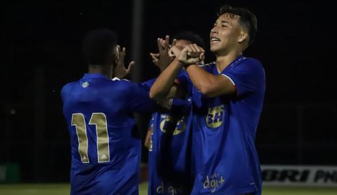 Cruzeiro vence Sport e pega Flamengo nas quartas da Copa do Brasil Sub-17