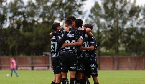 Necaxa segue imparável no Mexicano Sub-18