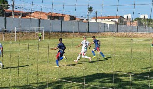 Guarany de Sobral goleia Rio Branco em estreia no Cearense Sub-20