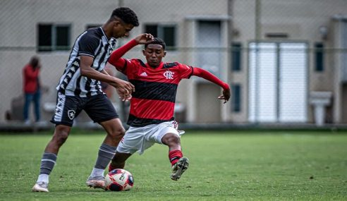 Botafogo vence Flamengo nos pênaltis pelo Carioca Sub-15