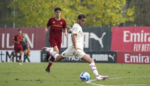Roma perde os 100% de aproveitamento no Italiano Sub-19