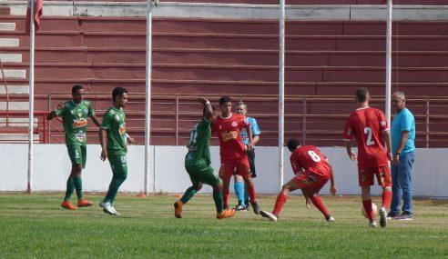 Tanabi empata e perde liderança do seu grupo no Paulista Sub-20