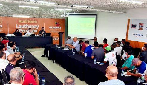 Alagoano Sub-20 de 2021 está definido