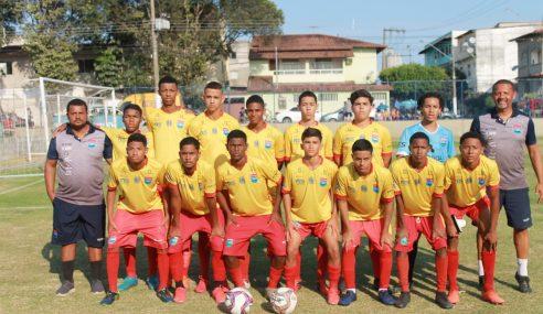 CTE Colatina vence duelo de líderes pelo Capixaba Sub-15