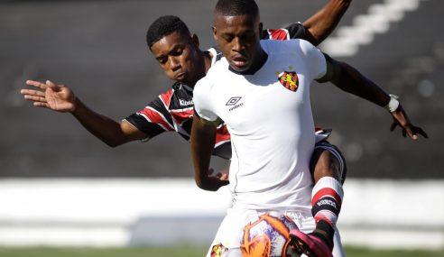 Clássico Santa Cruz x Sport pelo Pernambucano Sub-20 acaba em confusão
