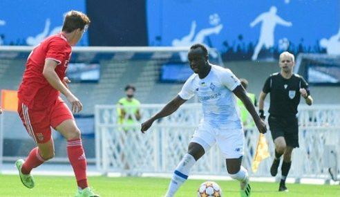 Dynamo Kyiv-UCR goleia e segue 100% na Uefa Youth League
