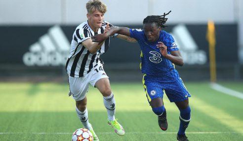 Juventus bate Chelsea e pula para a ponta na Uefa Youth League