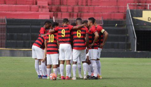 Sport cede empate ao Íbis pelo Pernambucano Sub-20