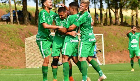 Chapecoense goleia no complemento da rodada do Catarinense Sub-20