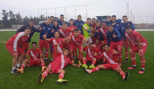 Estudiantes tem cinco pontos a mais que vice-líderes do Argentino de Aspirantes