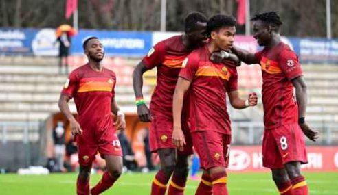 Roma assume ponta isolada no Italiano Sub-19