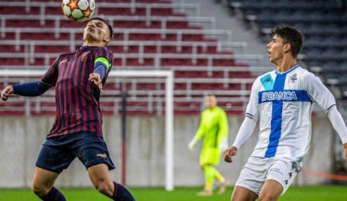 Sete clubes estreiam com goleada na Uefa Youth League