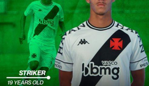 Vasco vende joia para o Lommel SK-BEL