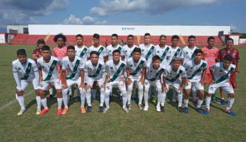 Terceira rodada do Amazonense Sub-17 chega ao fim