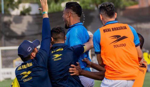 Real Brasília é o campeão candango sub-20