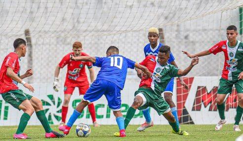 Barra vence Concórdia em jogo de abertura do Catarinense Sub-17