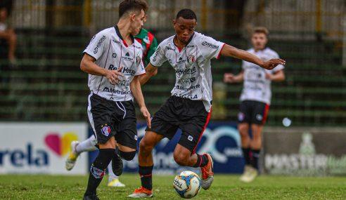 Joinville estreia no Catarinense Sub-20 com triunfo fora contra o Concórdia