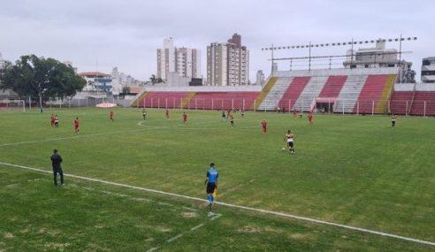 Criciúma goleia Hercílio Luz em estreia no Catarinense Sub-20