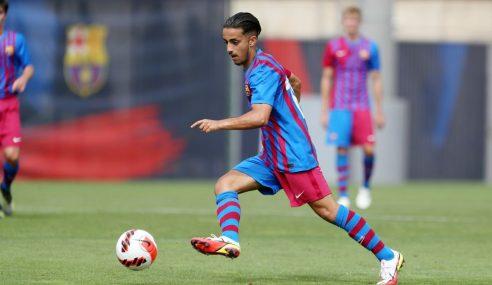 Barcelona estreia com sonora goleada no Espanhol Sub-19