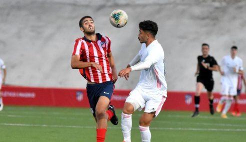 Real vence dérbi de Madri contra o Atlético em estreia no Espanhol Sub-19
