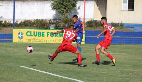 Fortaleza estreia com empate no Cearense Sub-20