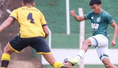Guarani empata e segue invicto na liderança do seu grupo no Paulista Sub-20