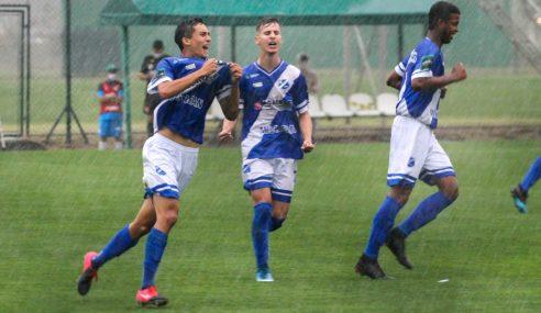 Taubaté derrota Palmeiras fora de casa em partida com oito gols pelo Paulista Sub-20