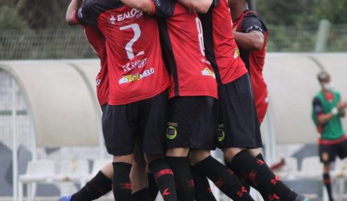 Flamengo de Guarulhos goleia fora de casa e pula para co-liderança do Grupo 8 no Paulista Sub-20