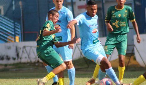 Marília tropeça em casa, mas segue na ponta do seu grupo no Paulista Sub-20