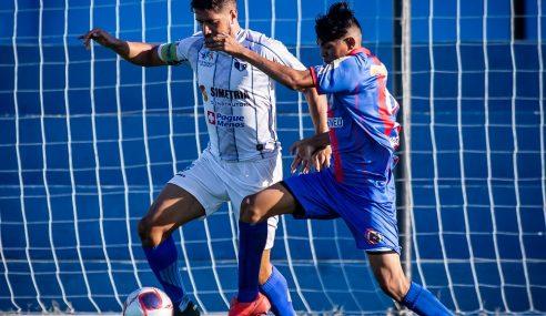 Pague Menos assume ponta isolada do seu grupo no Cearense Sub-20
