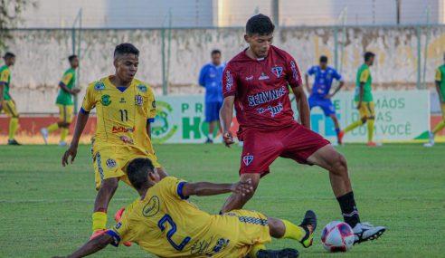 Ferroviário cede empate ao Horizonte no Cearense Sub-20