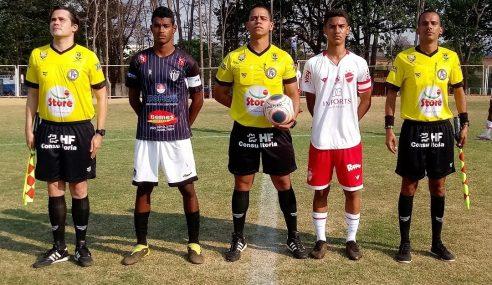 Vila Nova bate Independência em estreia no Goiano Sub-15
