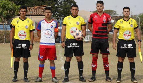 Atlético estreia com empate no Goiano Sub-15