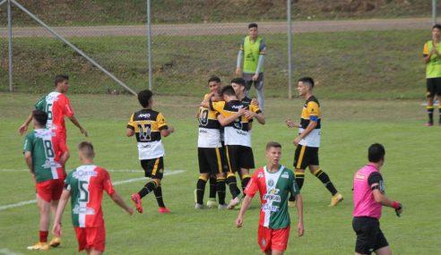 Criciúma vence Concórdia pelo Catarinense Sub-17