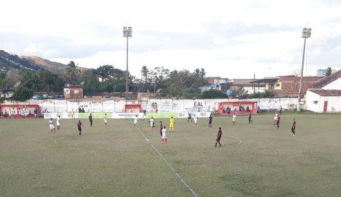 Centro Limoeirense e Íbis empatam pelo Pernambucano Sub-20