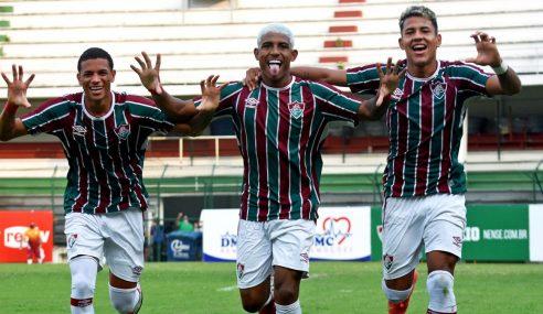 Fluminense derrota Vasco e está na final do Carioca Sub-20