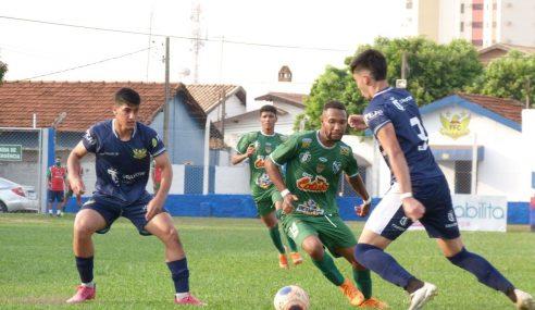 Tanabi vence dérbi e continua na liderança do seu grupo no Paulista Sub-20