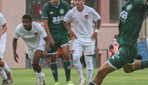 Guarani vence fora e continua tranquilo na ponta do seu grupo no Paulista Sub-20