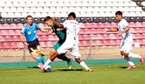 Com atuação de gala de Yan, Atlético-MG goleia Porto Vitória pela Copa do Brasil Sub-17