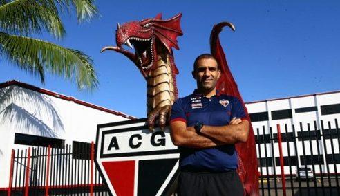 Atlético-GO fecha parceria com empresa do Japão