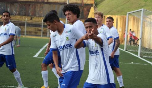 Santos leva virada do Santo André, que vence a primeira no Paulistão Sub-20